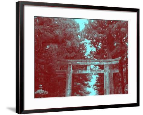 Nikko Gate-NaxArt-Framed Art Print
