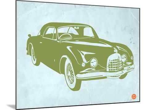 My Favorite Car 4-NaxArt-Mounted Art Print