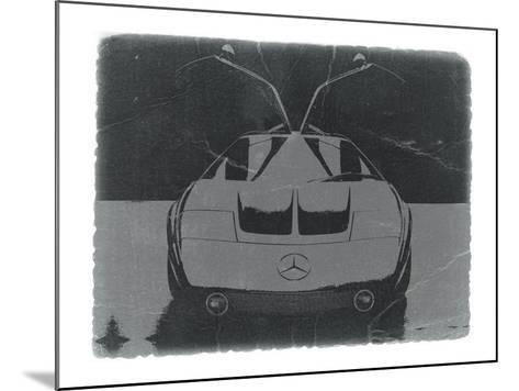 Mercedes Benz C Iii Concept-NaxArt-Mounted Art Print