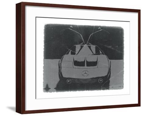 Mercedes Benz C Iii Concept-NaxArt-Framed Art Print