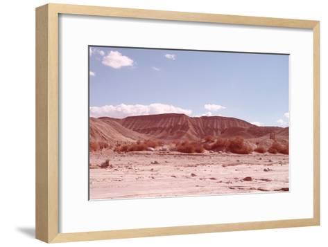 Anza Borrego Desert-NaxArt-Framed Art Print