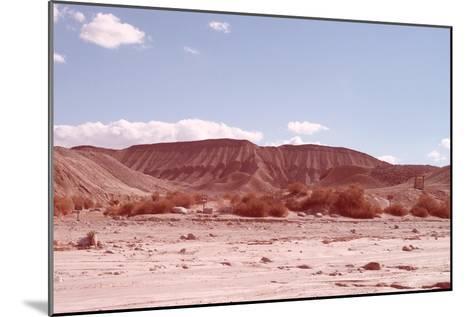 Anza Borrego Desert-NaxArt-Mounted Art Print
