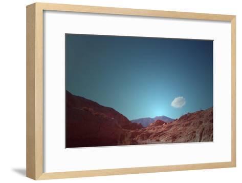 Lonely Cloud-NaxArt-Framed Art Print