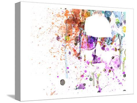 "Dude ""Big Lebowski""-NaxArt-Stretched Canvas Print"
