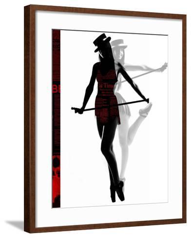 Limelight-NaxArt-Framed Art Print