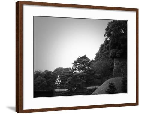 Tokyo Imperial Palace-NaxArt-Framed Art Print
