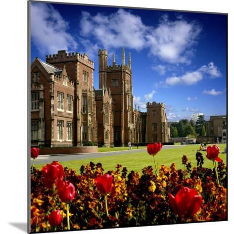 Queen's University in Belfast-Chris Hill-Mounted Photographic Print