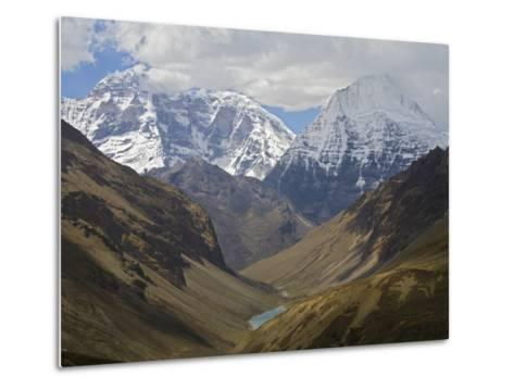 A View of the Himalaya Mountains Along the Chomolhari Trek-Jed Weingarten/National Geographic My Shot-Metal Print