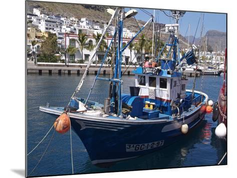 Puerto De Mogan, Gran Canaria, Canary Islands, Spain, Atlantic, Europe-Hans Peter Merten-Mounted Photographic Print