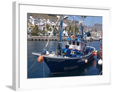 Puerto De Mogan, Gran Canaria, Canary Islands, Spain, Atlantic, Europe-Hans Peter Merten-Framed Art Print