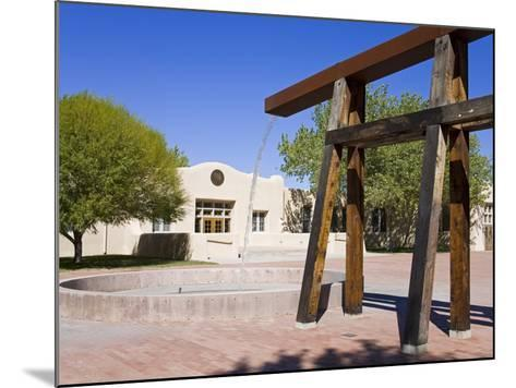 National Hispanic Cultural Center, Albuquerque, New Mexico, United States of America, North America-Richard Cummins-Mounted Photographic Print