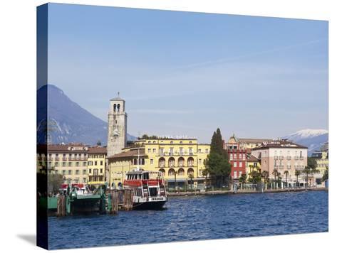 Riva Del Garda, Lago Di Garda (Lake Garda), Trentino-Alto Adige, Italian Lakes, Italy, Europe-Sergio Pitamitz-Stretched Canvas Print