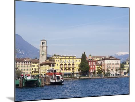 Riva Del Garda, Lago Di Garda (Lake Garda), Trentino-Alto Adige, Italian Lakes, Italy, Europe-Sergio Pitamitz-Mounted Photographic Print
