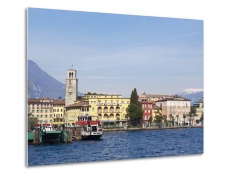 Riva Del Garda, Lago Di Garda (Lake Garda), Trentino-Alto Adige, Italian Lakes, Italy, Europe-Sergio Pitamitz-Metal Print
