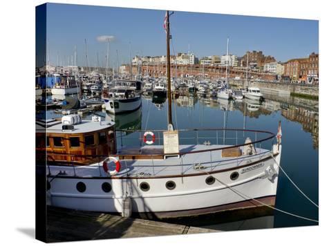 Ramsgate, Thanet, Kent, England, United Kingdom, Europe-Charles Bowman-Stretched Canvas Print
