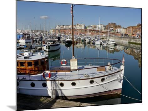 Ramsgate, Thanet, Kent, England, United Kingdom, Europe-Charles Bowman-Mounted Photographic Print