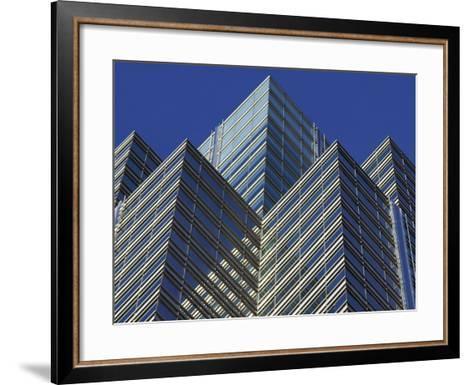 Canary Wharf, Docklands, London, England, United Kingdom, Europe-Jeremy Lightfoot-Framed Art Print