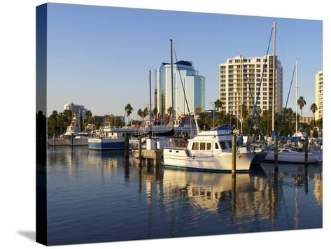 Sarasota, Gulf Coast, Florida, United States of America, North America-Jeremy Lightfoot-Stretched Canvas Print