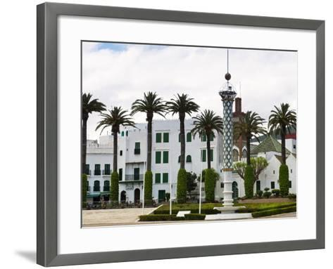 Royal Palace, Tetouan, Morocco, North Africa, Africa-Nico Tondini-Framed Art Print