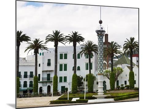 Royal Palace, Tetouan, Morocco, North Africa, Africa-Nico Tondini-Mounted Photographic Print