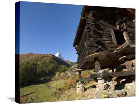 Zermatt, Valais, Swiss Alps, Switzerland, Europe-Angelo Cavalli-Stretched Canvas Print