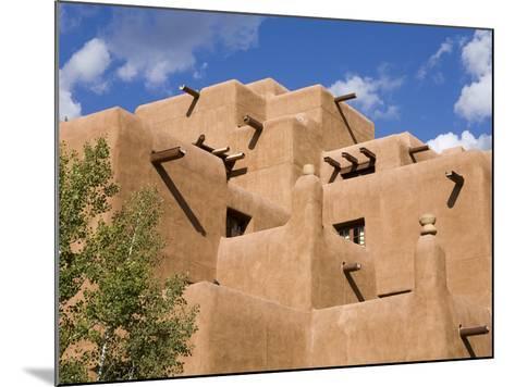 Loretto Inn in Santa Fe, New Mexico, United States of America, North America-Richard Cummins-Mounted Photographic Print