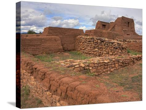 Pecos National Historical Park, Santa Fe, New Mexico, United States of America, North America-Richard Cummins-Stretched Canvas Print