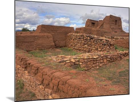 Pecos National Historical Park, Santa Fe, New Mexico, United States of America, North America-Richard Cummins-Mounted Photographic Print