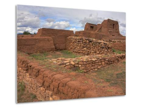 Pecos National Historical Park, Santa Fe, New Mexico, United States of America, North America-Richard Cummins-Metal Print