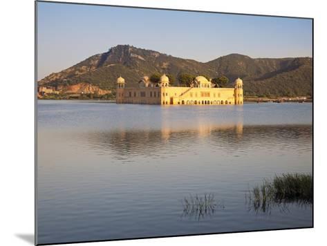 The Jai Mahal (Lake Palace), Jaipur, Rajasthan, India-Gavin Hellier-Mounted Photographic Print