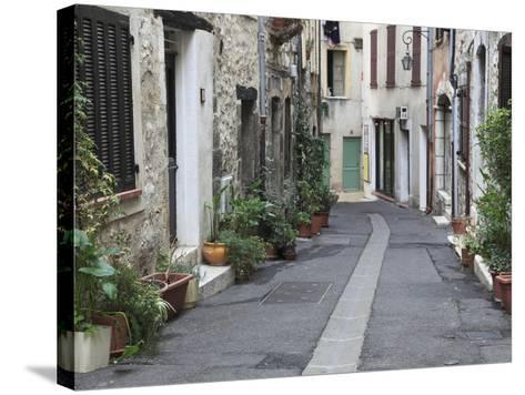 Vence, Alpes Maritimes, Provence, Cote D'Azur, France, Europe-Wendy Connett-Stretched Canvas Print