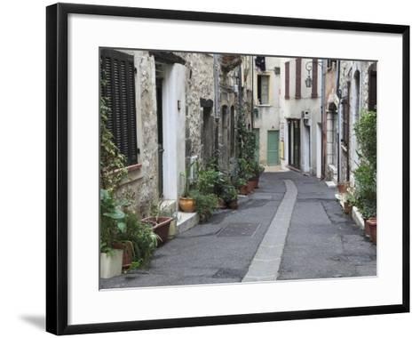 Vence, Alpes Maritimes, Provence, Cote D'Azur, France, Europe-Wendy Connett-Framed Art Print