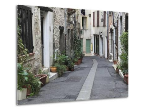 Vence, Alpes Maritimes, Provence, Cote D'Azur, France, Europe-Wendy Connett-Metal Print