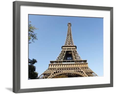 Eiffel Tower, Paris, France, Europe-Godong-Framed Art Print