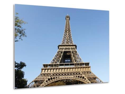 Eiffel Tower, Paris, France, Europe-Godong-Metal Print