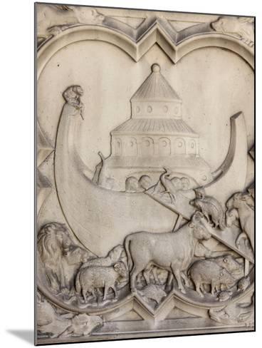 Noah's Ark, Sainte-Chapelle, Paris, France, Europe-Godong-Mounted Photographic Print
