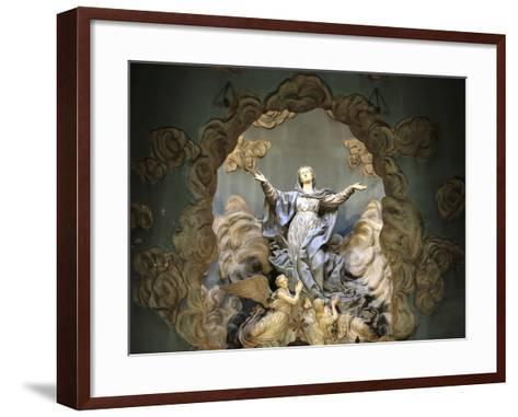 St. Mary's Assumption, Sainte-Marie Des Batignolles Church, Paris, France, Europe-Godong-Framed Art Print