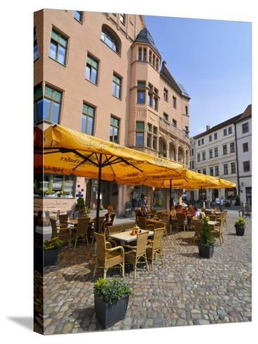 Wittenberg, UNESCO World Heritage Site, Saxony, Germany, Europe-Michael Runkel-Stretched Canvas Print