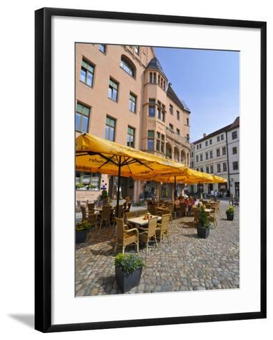Wittenberg, UNESCO World Heritage Site, Saxony, Germany, Europe-Michael Runkel-Framed Art Print