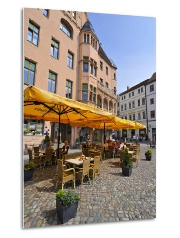 Wittenberg, UNESCO World Heritage Site, Saxony, Germany, Europe-Michael Runkel-Metal Print