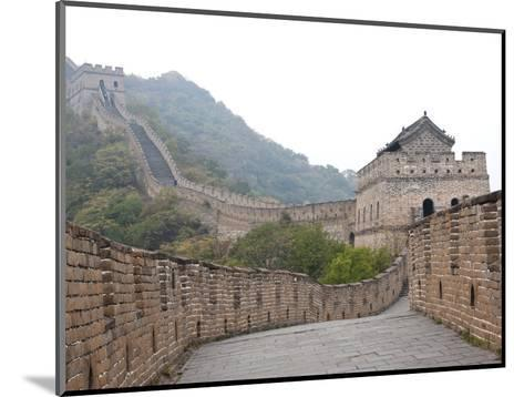 Great Wall of China, UNESCO World Heritage Site, Mutianyu, China, Asia-Kimberly Walker-Mounted Photographic Print