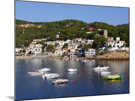 Sa Tuna, Near Begur, Costa Brava, Catalonia, Spain, Mediterranean, Europe-Stuart Black-Mounted Photographic Print