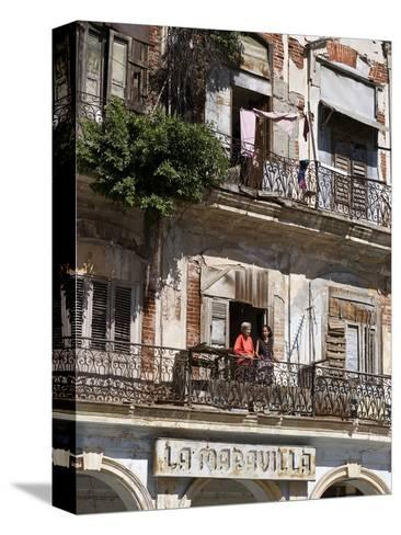 Havana Vieja, Cuba, West Indies, Central America-Ben Pipe-Stretched Canvas Print