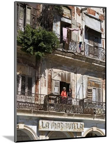Havana Vieja, Cuba, West Indies, Central America-Ben Pipe-Mounted Photographic Print