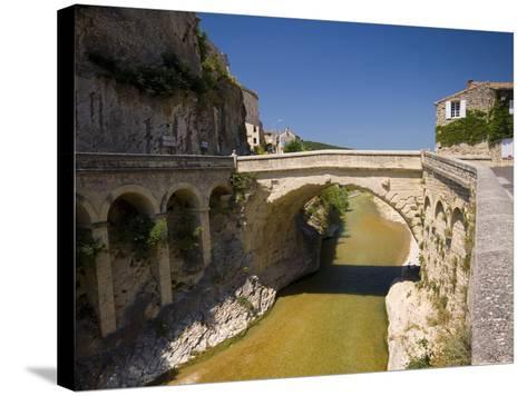Vaison La Romaine, Provence, France, Europe-Ben Pipe-Stretched Canvas Print