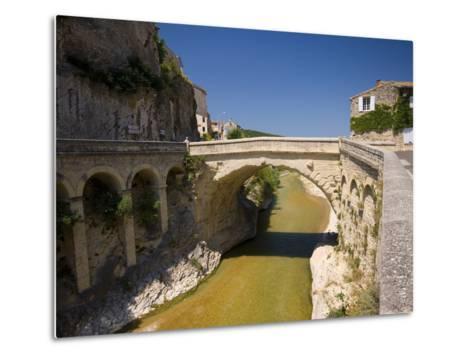 Vaison La Romaine, Provence, France, Europe-Ben Pipe-Metal Print