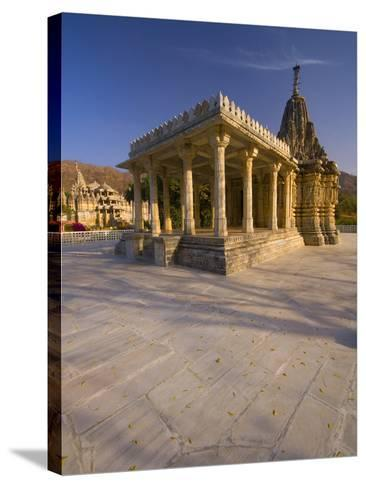 Sun Temple, Ranakpur, Rajasthan, India, Asia-Ben Pipe-Stretched Canvas Print