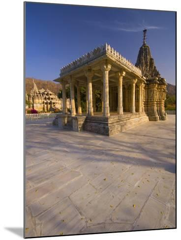 Sun Temple, Ranakpur, Rajasthan, India, Asia-Ben Pipe-Mounted Photographic Print