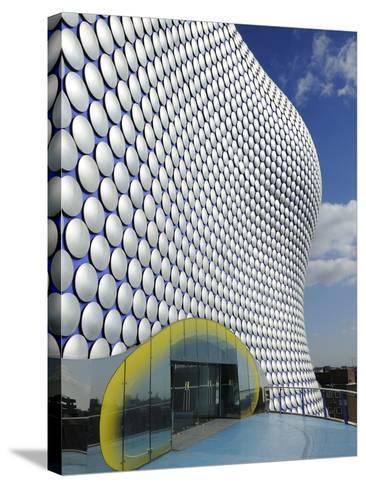 Selfridges Store Exterior, Bullring Shopping Centre, Birmingham, West Midlands, England, United Kin-Chris Hepburn-Stretched Canvas Print