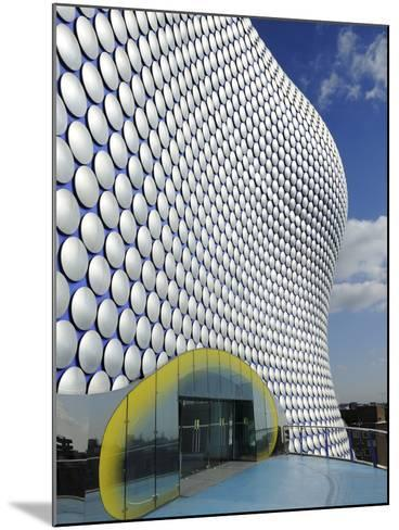 Selfridges Store Exterior, Bullring Shopping Centre, Birmingham, West Midlands, England, United Kin-Chris Hepburn-Mounted Photographic Print
